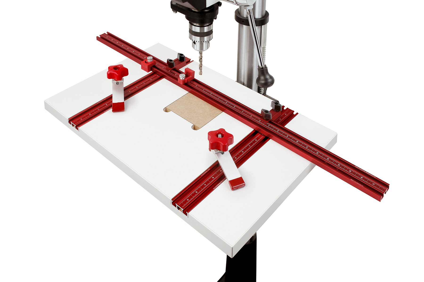 Woodpeckers WPDPPACK1 Drill Press Table