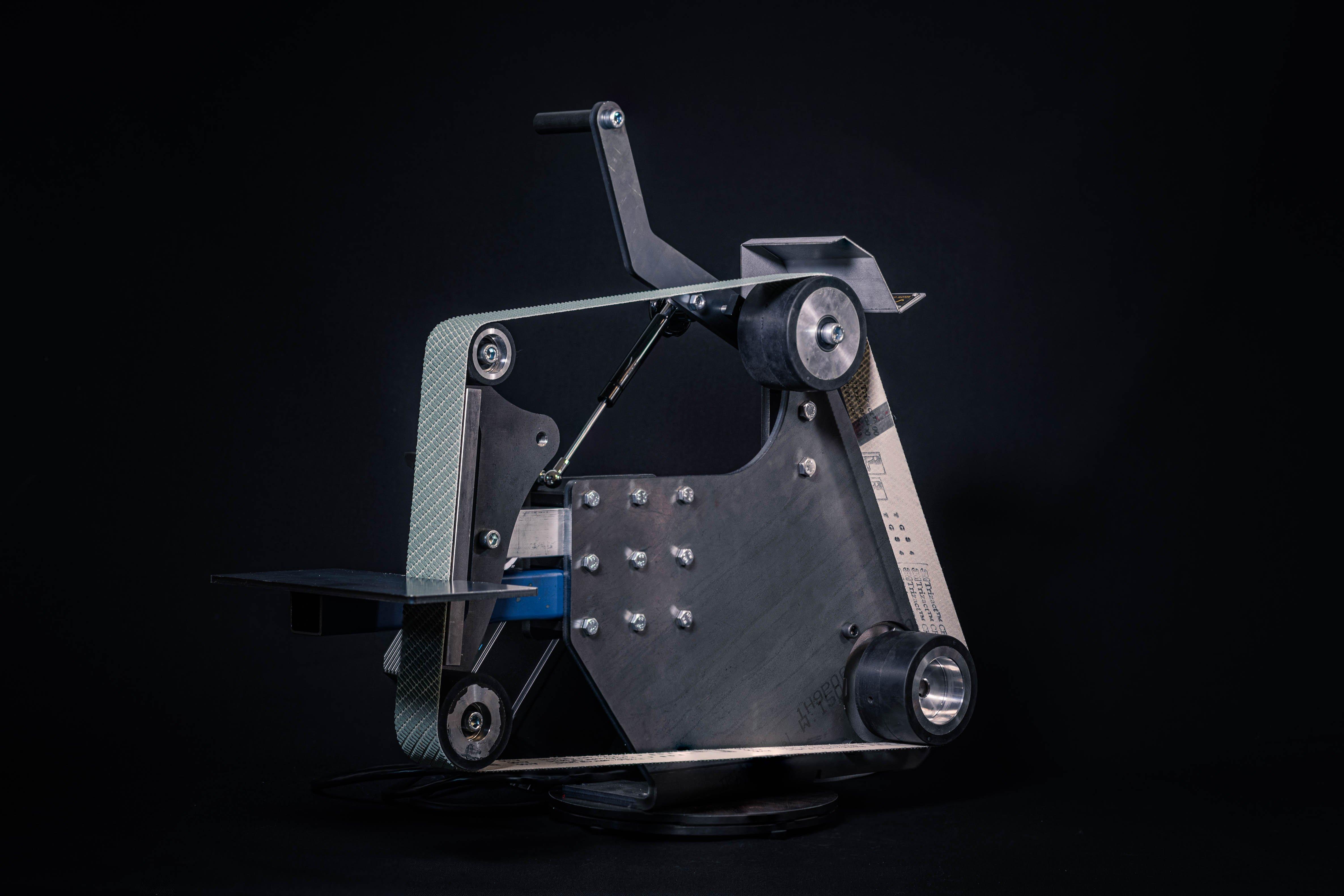 2x72 Steele Kit Belt Grinder