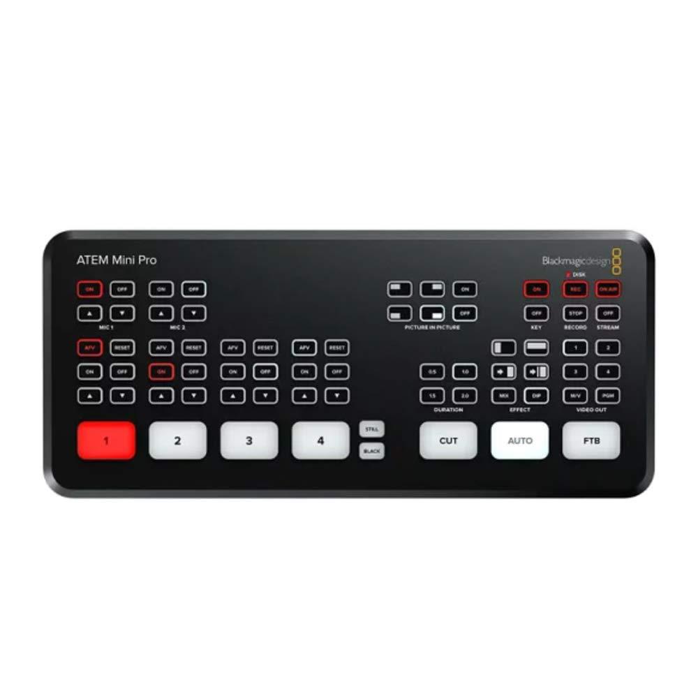 Blackmagic ATEM Mini Pro Switcher