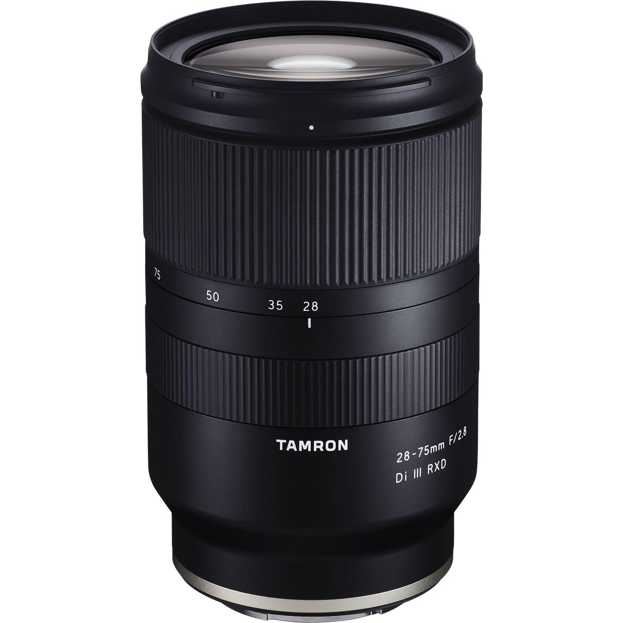 Tamron 28-75 f/2.8 Lens