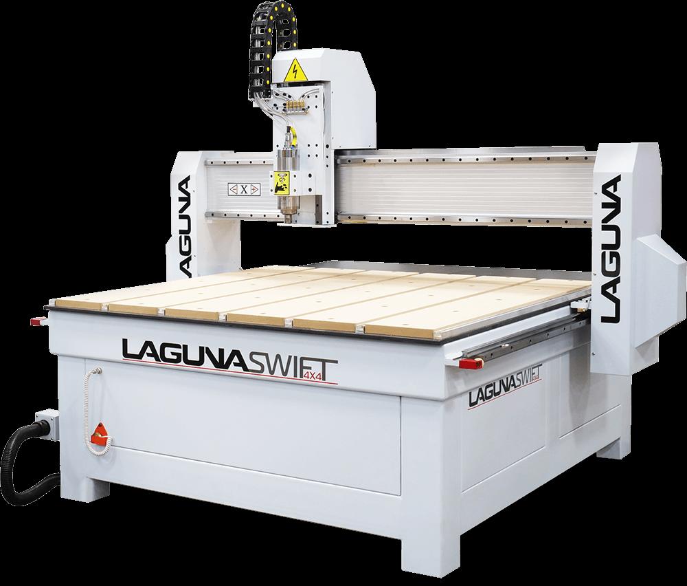 Laguna Swift 4x8 CNC