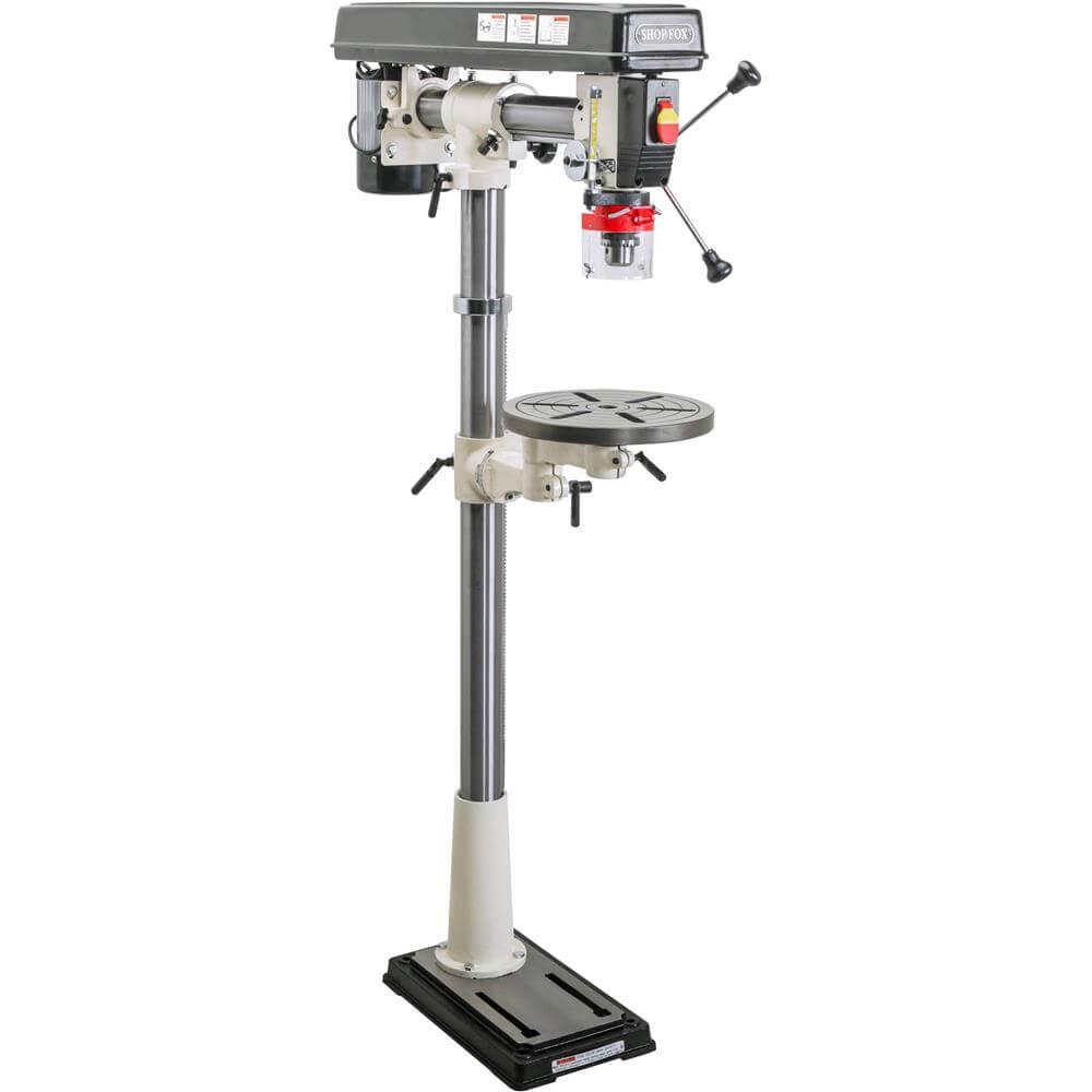 Shop Fox W1670 Radial Drill Press