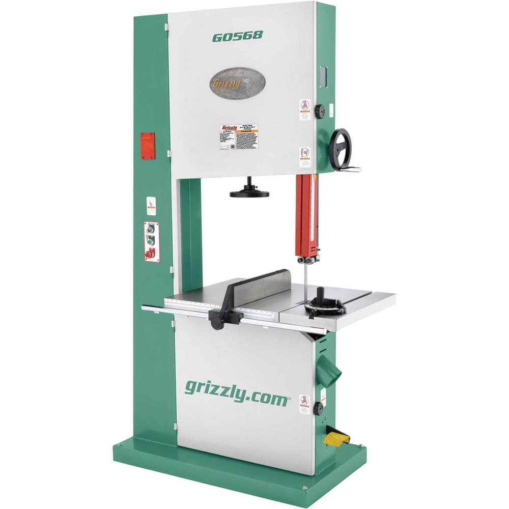 Grizzly G0568 24in Bandsaw