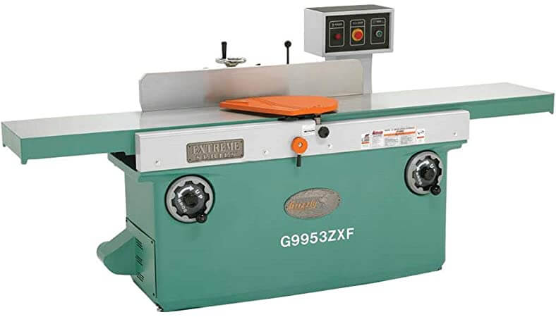 Grizzly G9953ZXF 16in Jointer