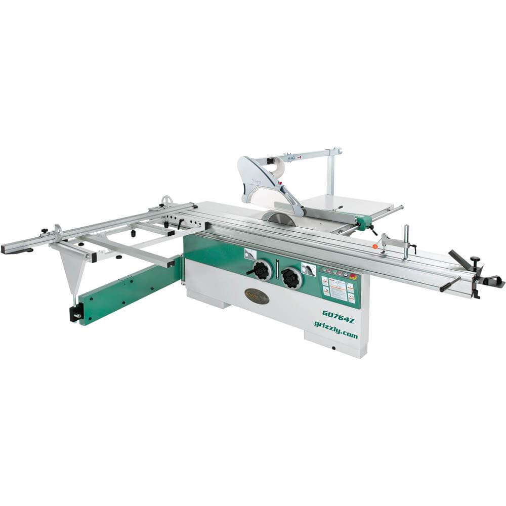 Grizzly G0764Z 14in Sliding Table Saw