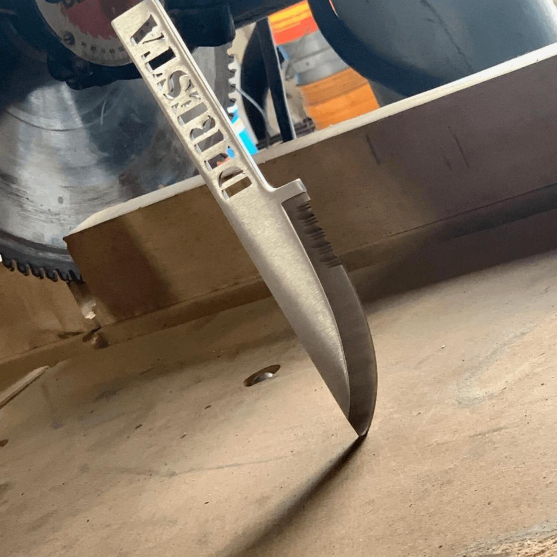 Diresta Skeleton Knife