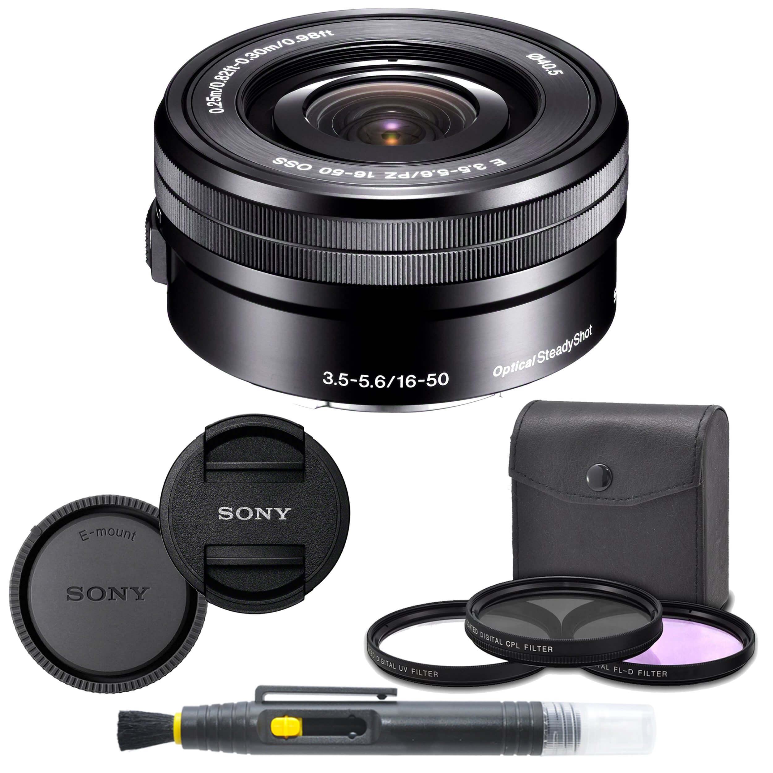 Sony SELP1650 16-15mm Lens