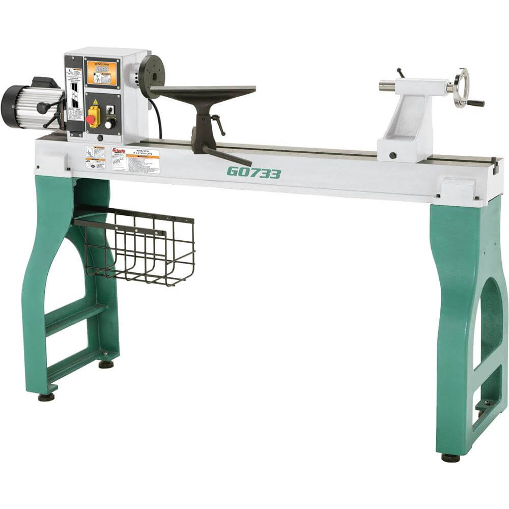 Grizzly G0733 Lathe