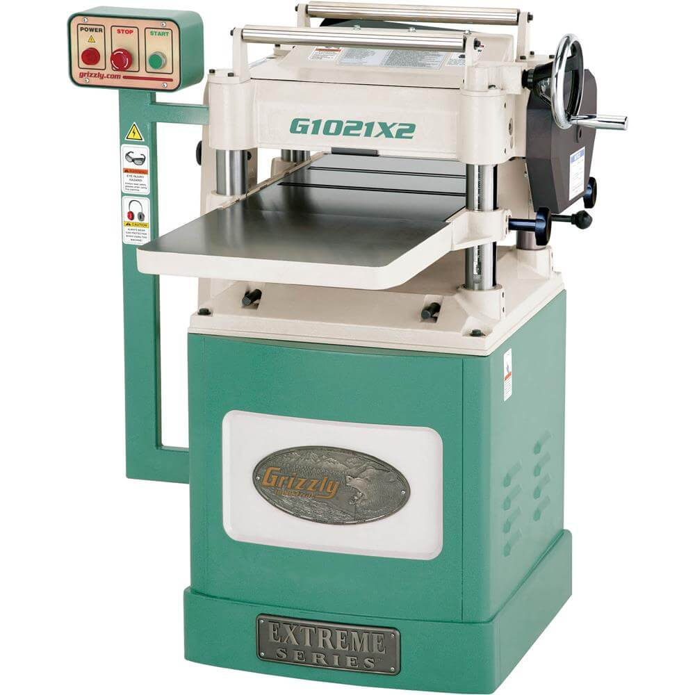 Grizzly G1021X2 Planer