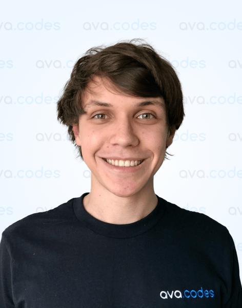 Andriy react developer