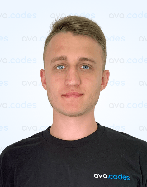 Kiril angular developer and designer