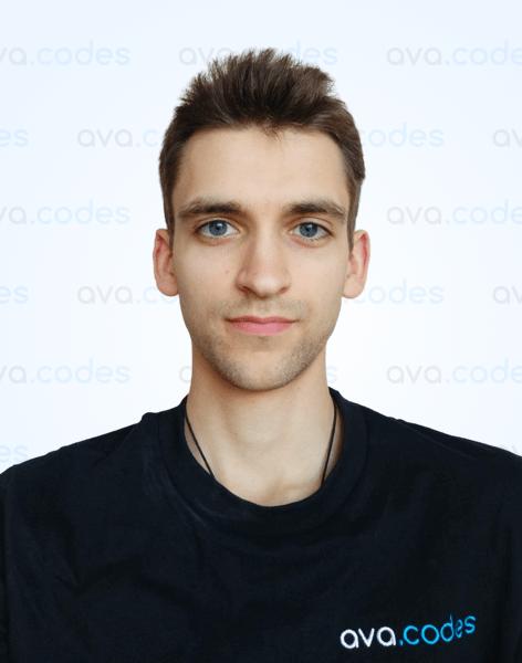 Roman react developer