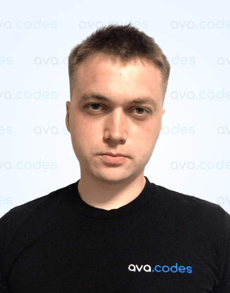 Anatolii react developer