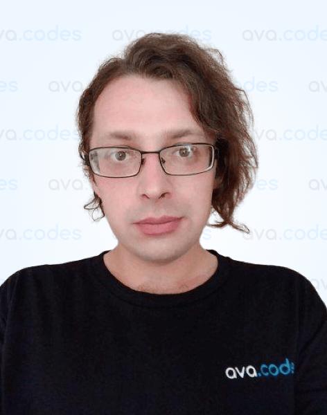 Oleksandr react developer