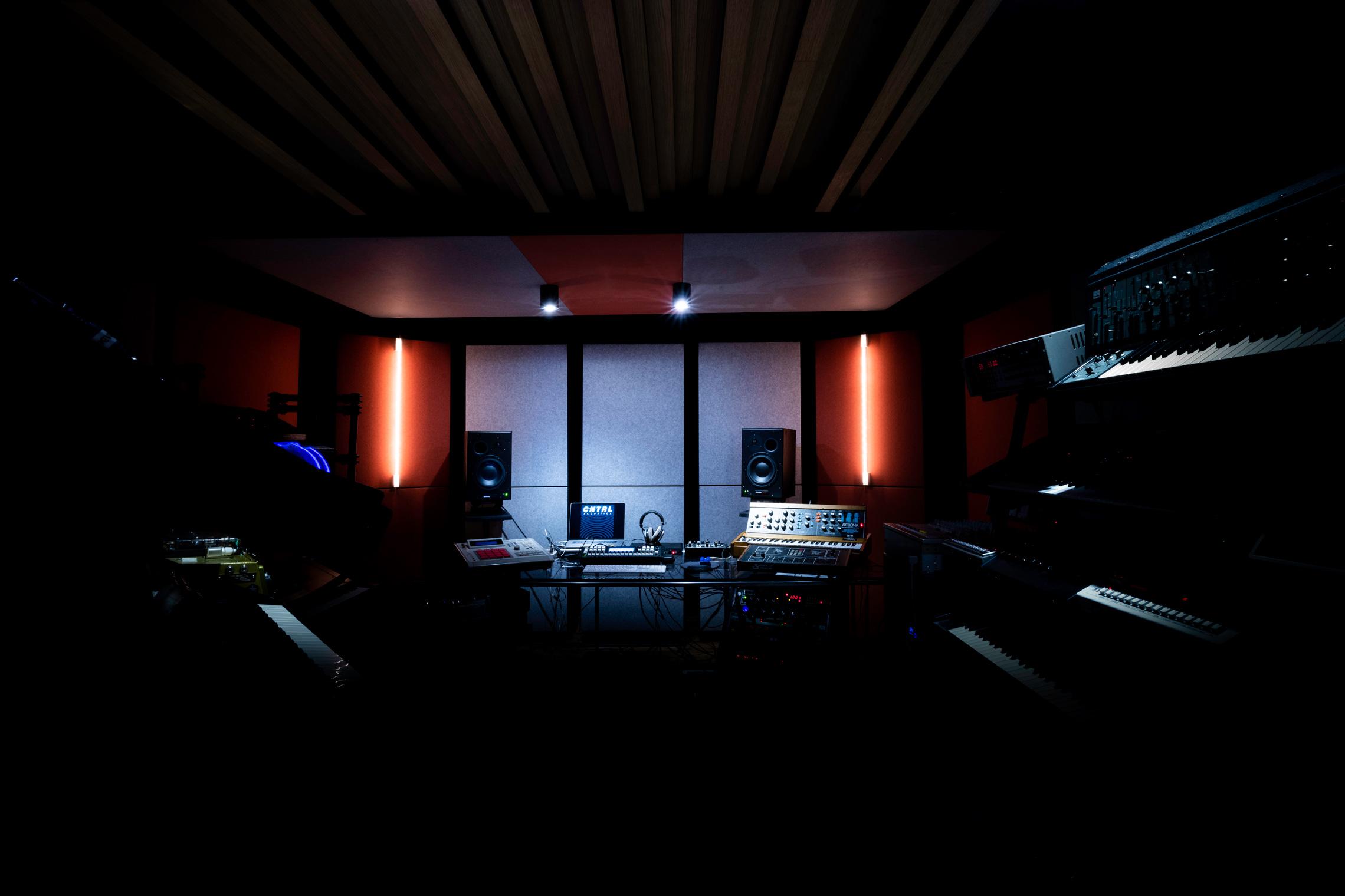 Shonky's Berlin Studio