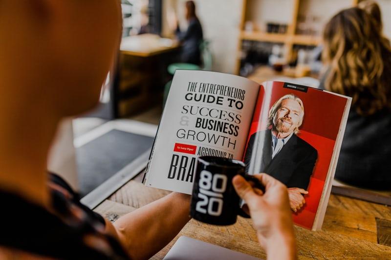 hemsida till småföretag, inte en bok