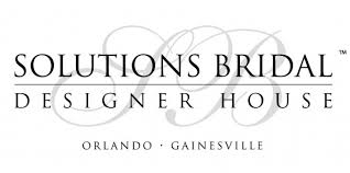 vector graphic for Solutions Bridal Designer House of Gainesville and Orlando