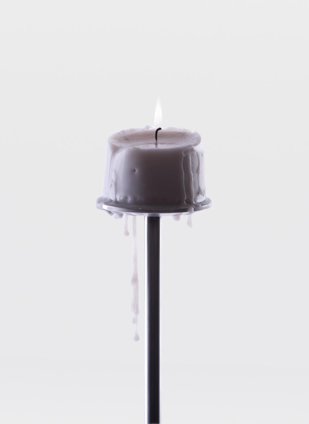 Svícen candle detail