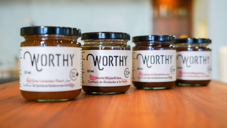 shop jam photo of jars