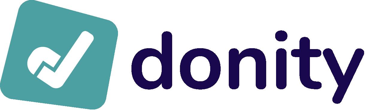 donity Logo