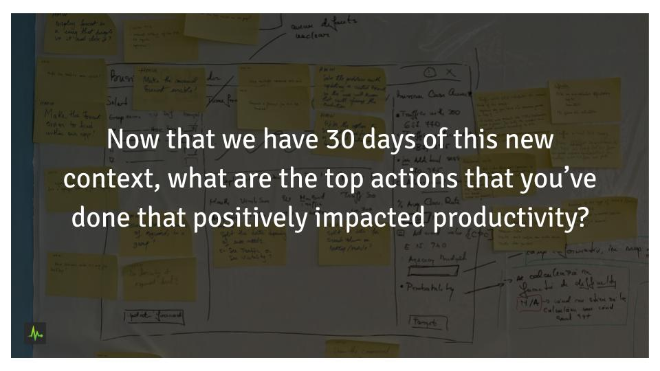 Insights for agency productivity after COVID-19
