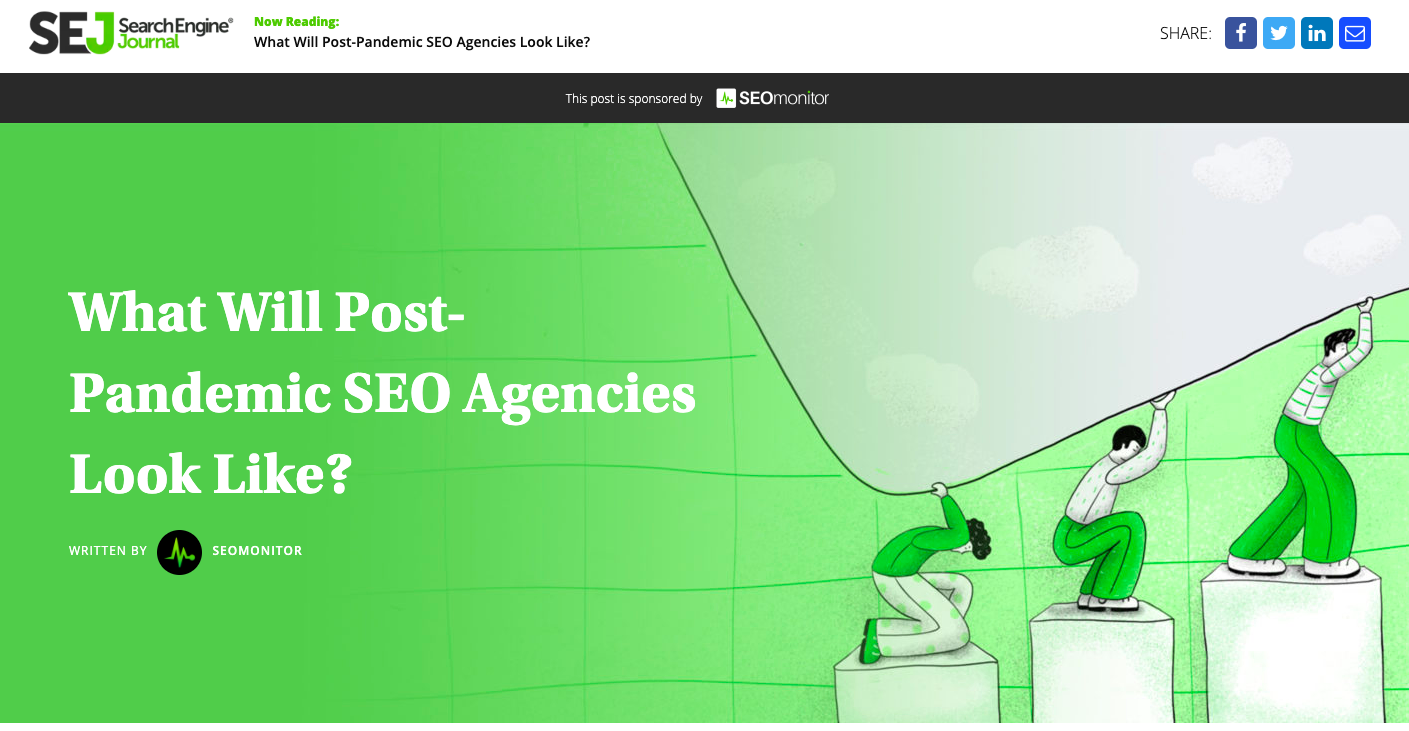 What will post-pandemic SEO agencies look like?