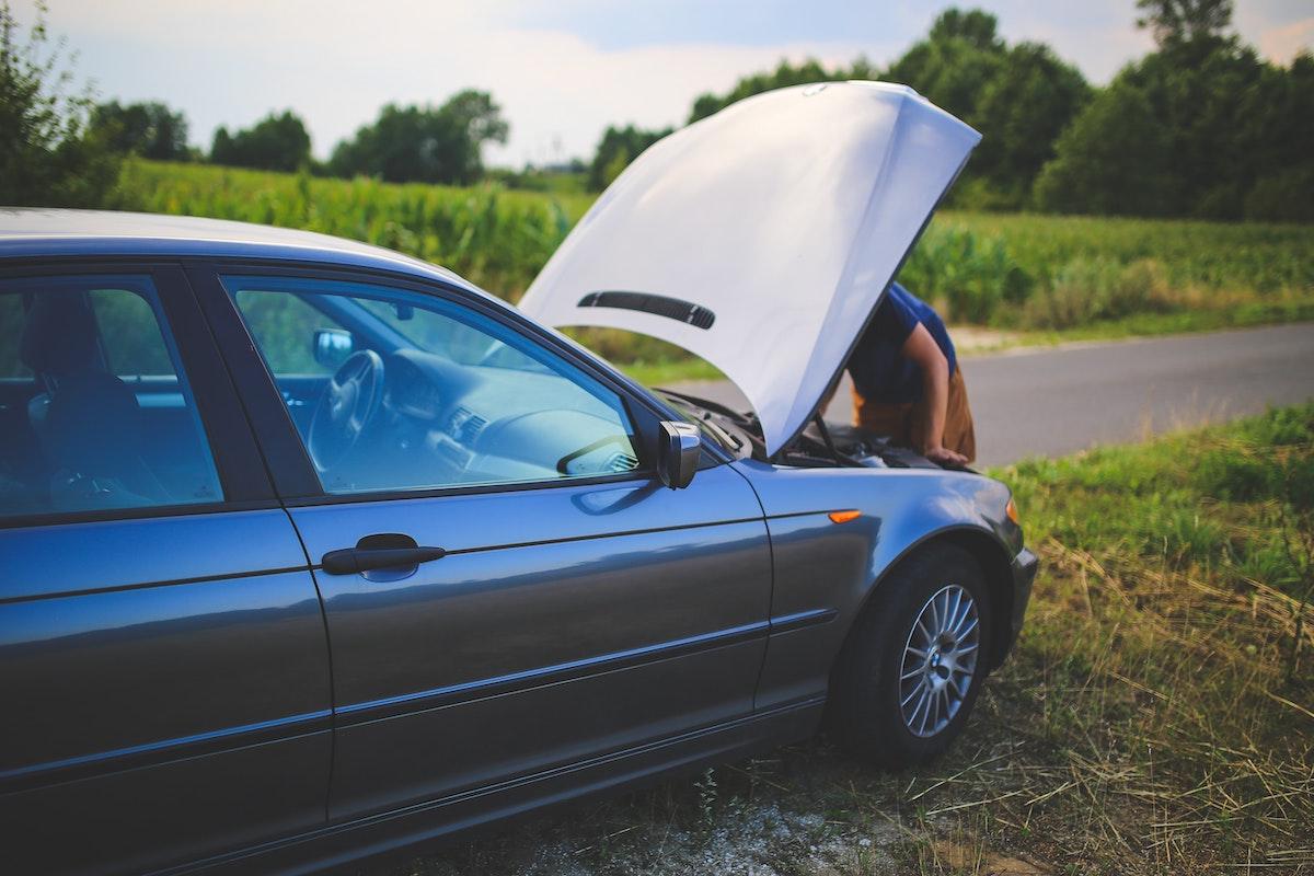Mazda pech-hulp