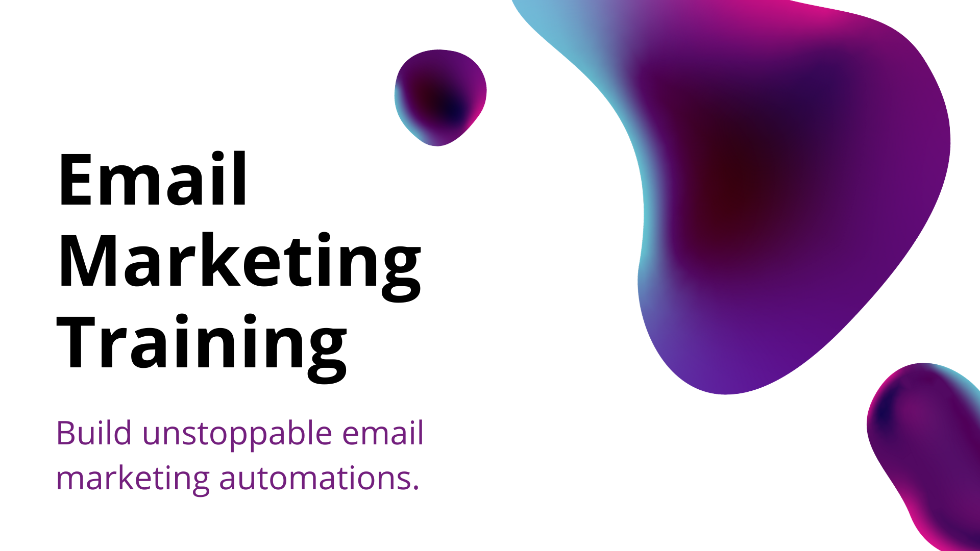 Marketing Automation Course