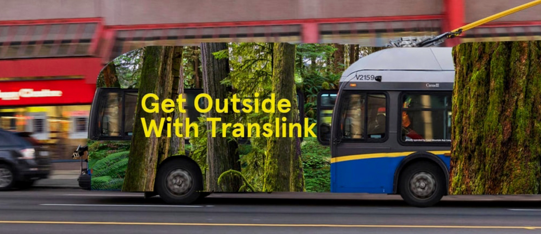 """Translink Image Link to project Page, """"Getting you outside"""""""