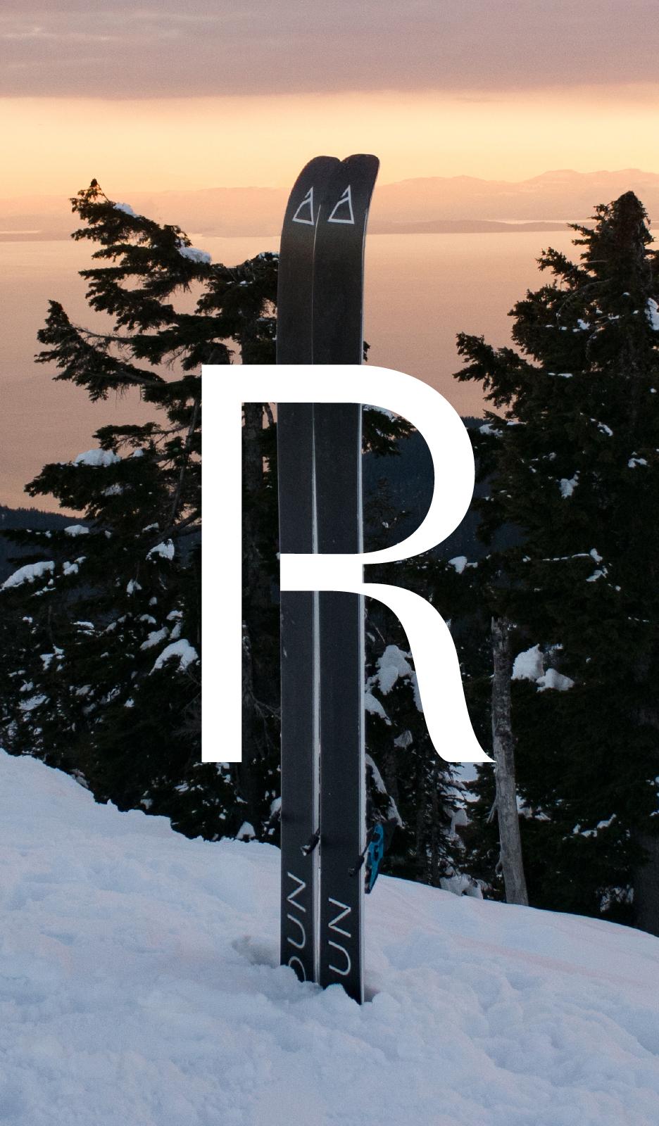Renoun Skis Logo