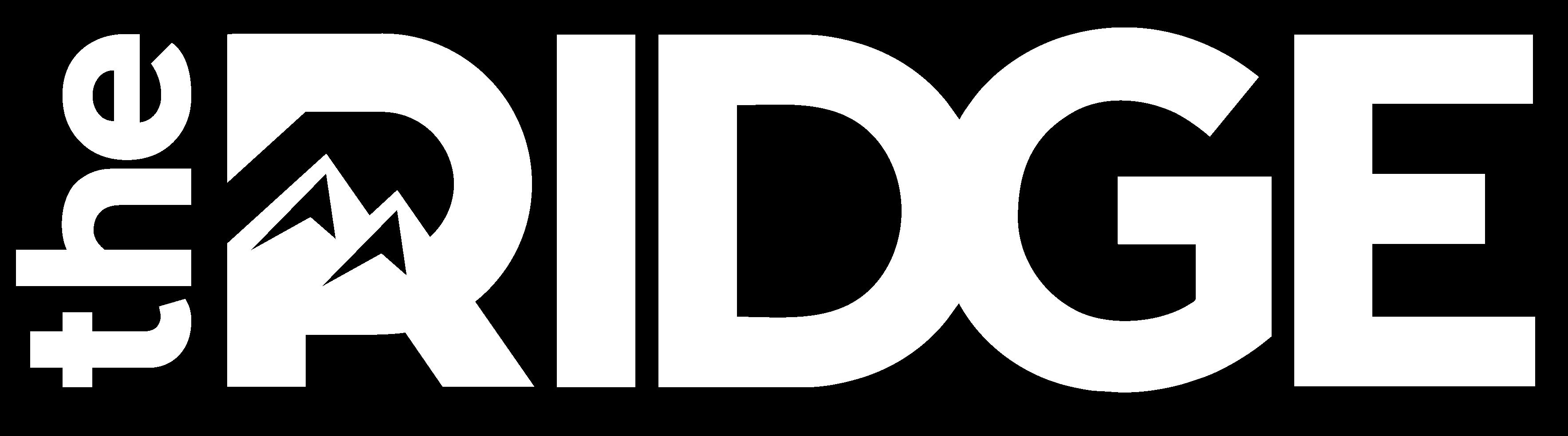 Logo for The Ridge.