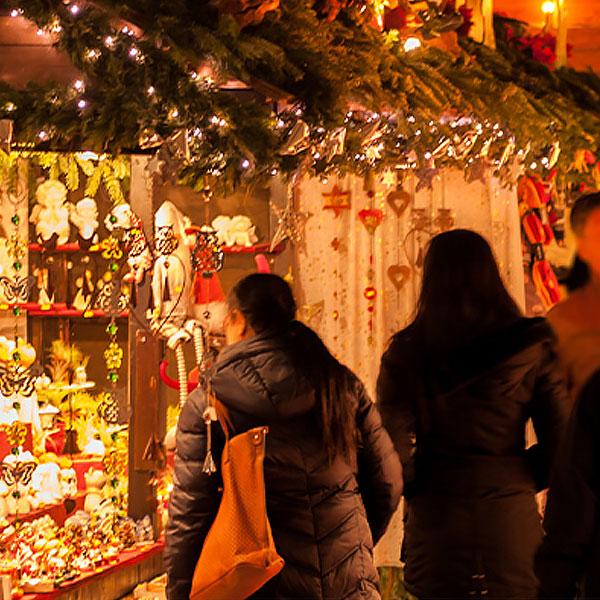 Northern Belle Christmas Market Luxury Train Journey