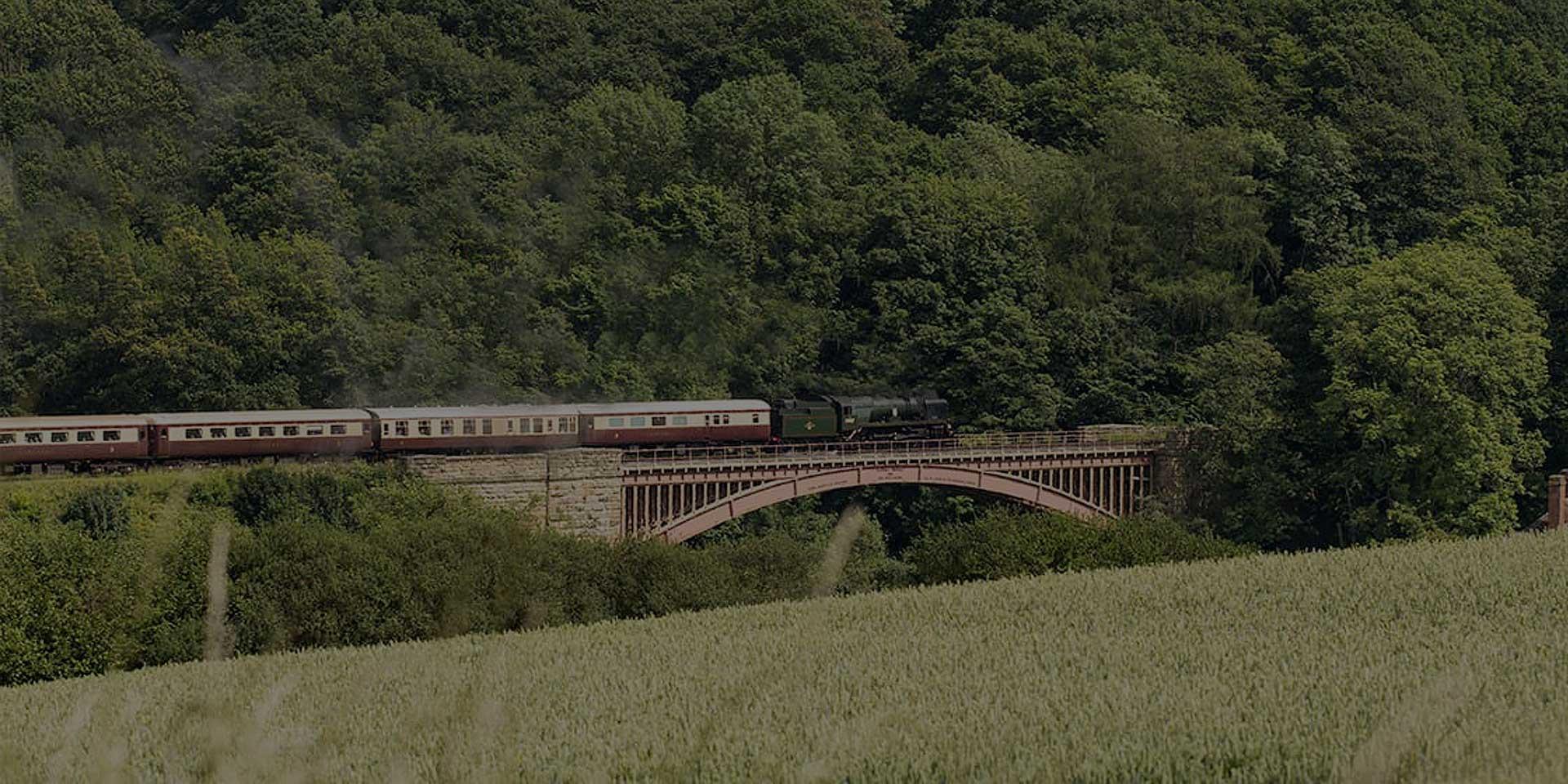 Northern Belle Train Journeys