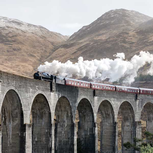 Ultimate Rail Holidays UK Guide