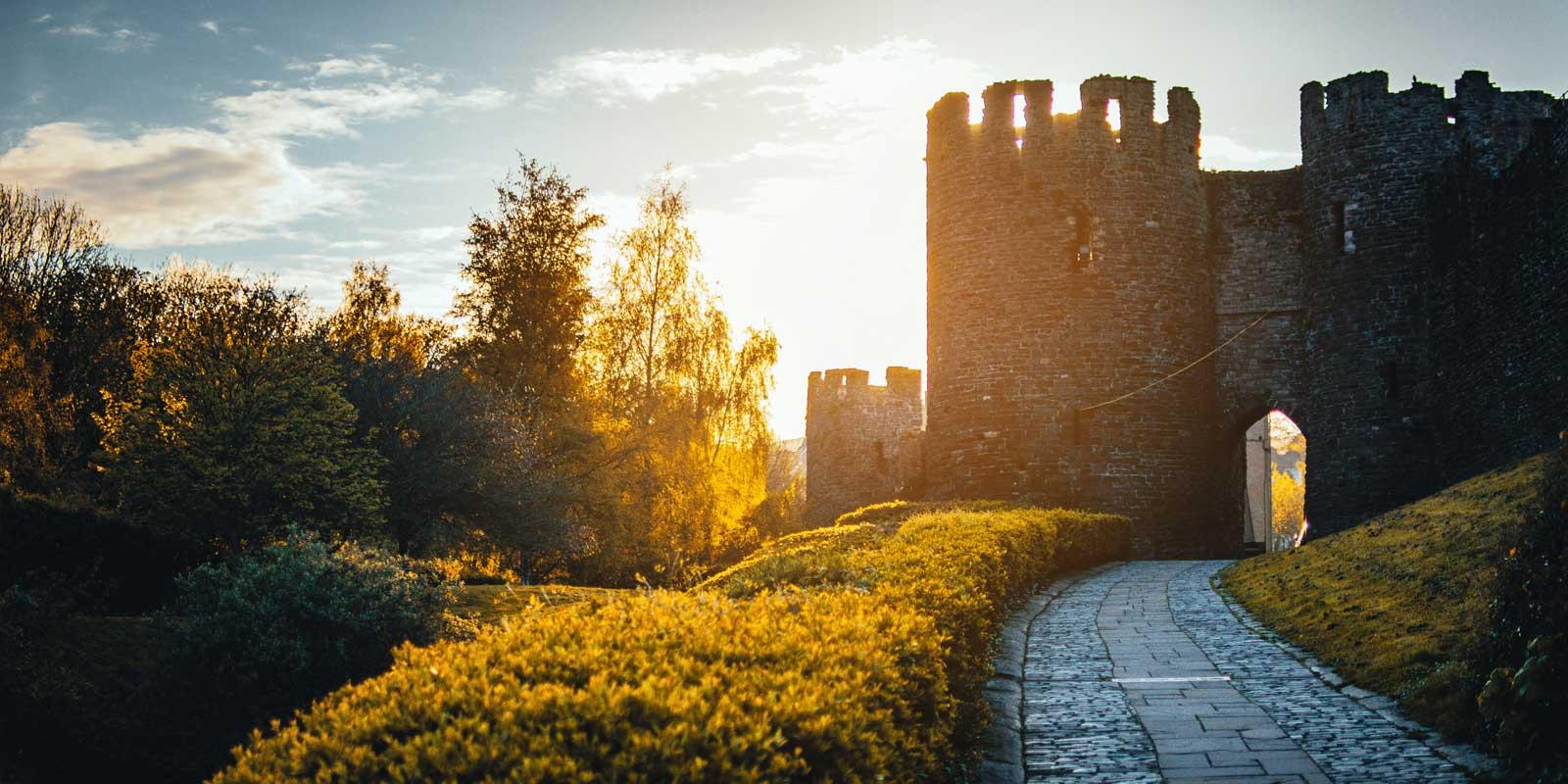 Castles & Gardens Train Journeys