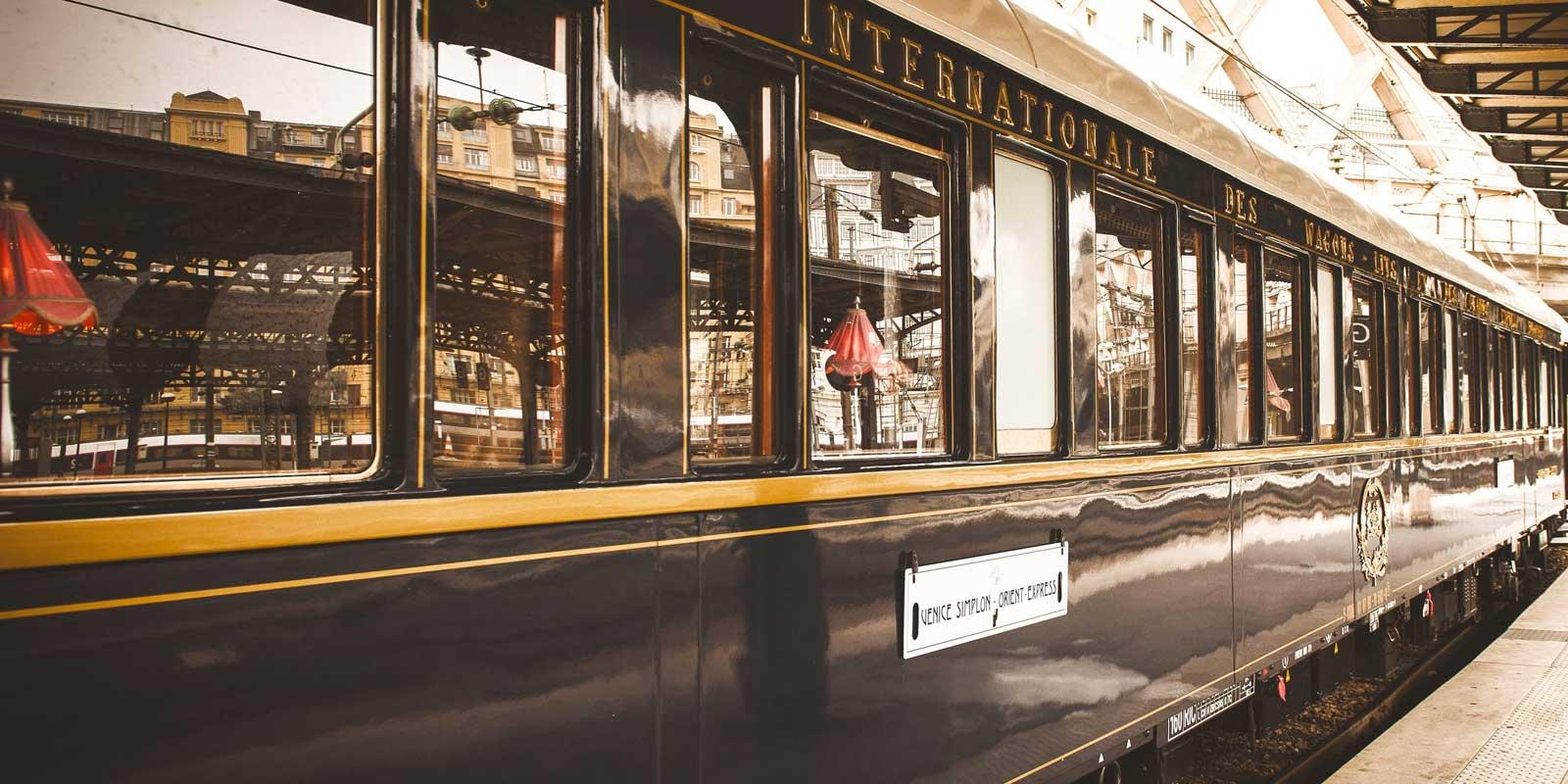 Luxury Train Journeys for Celebrations
