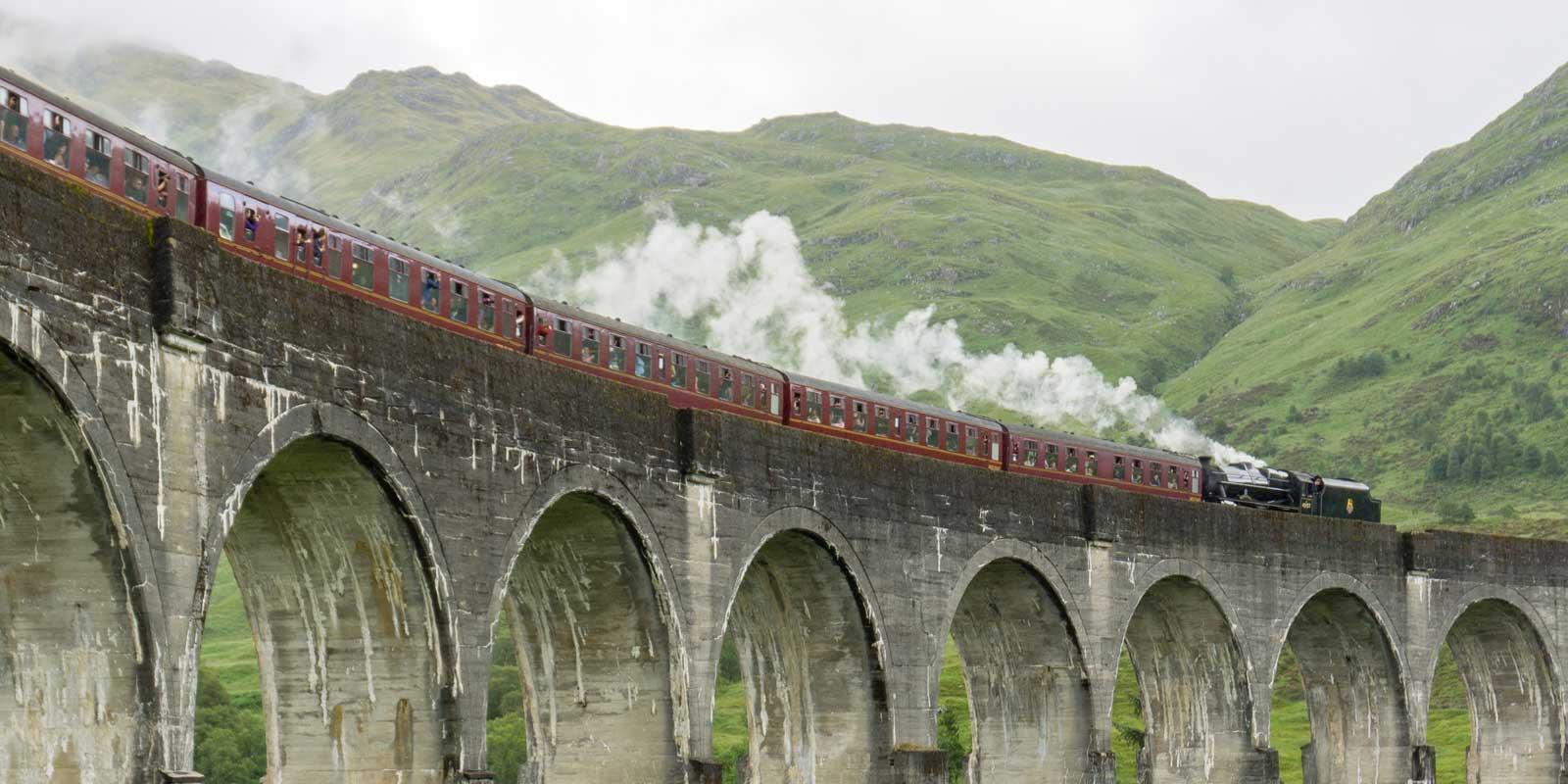 Steam Luxury Train Journeys