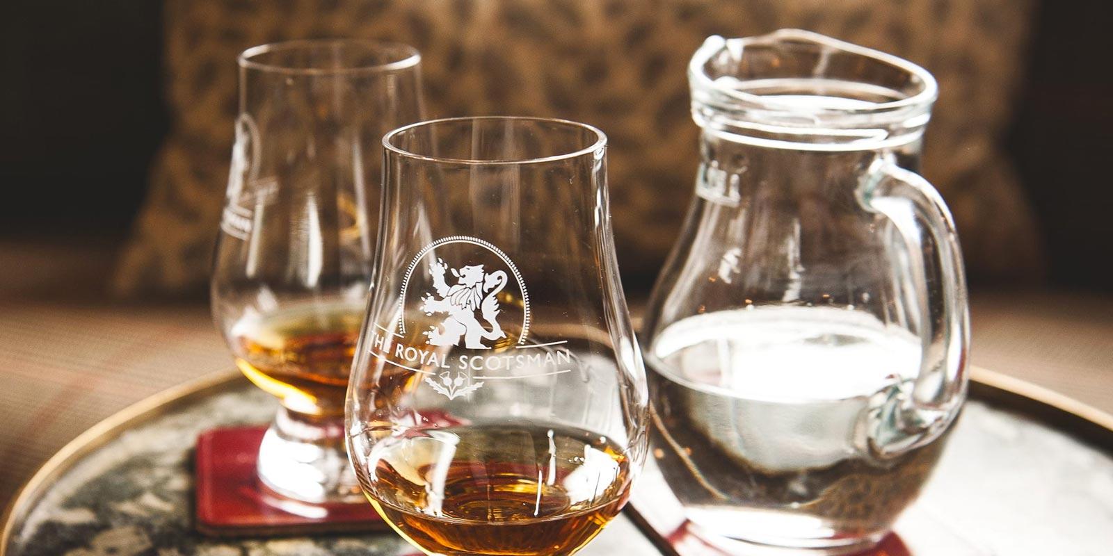 Scotch Malt Whisky Tour Luxury Train Journey