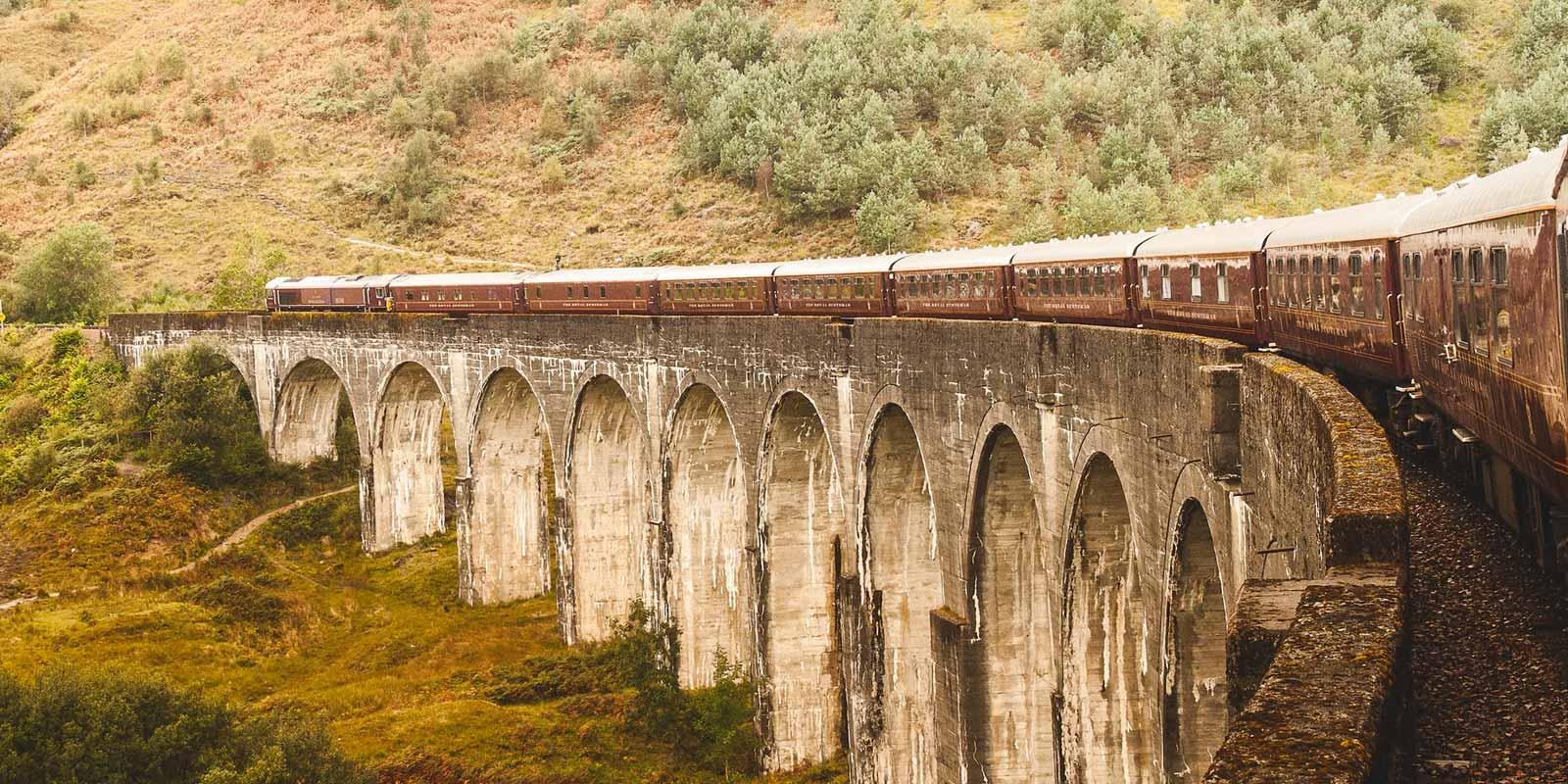 Grand Taste of the Highlands Luxury Train Journey