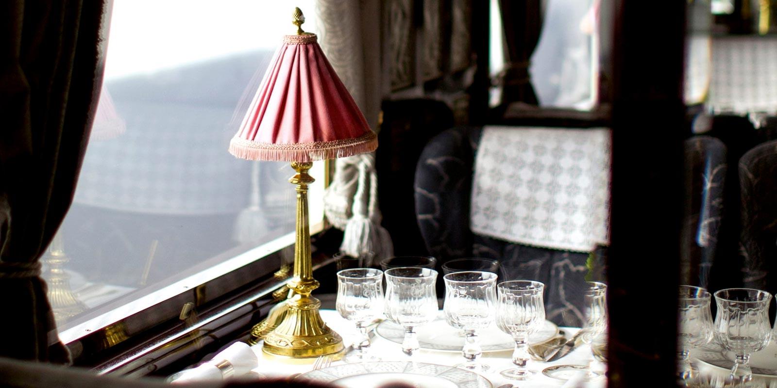 Belmond Venice Simplon-Orient-Express Code D'Azur