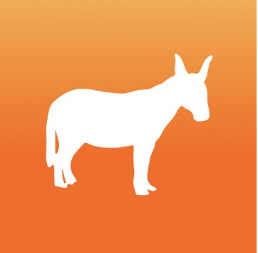 Donkey republic icon in appstore