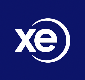 App icon of XE currency convertor