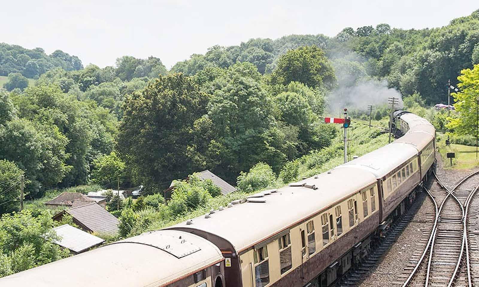 Northern Belle luxury train