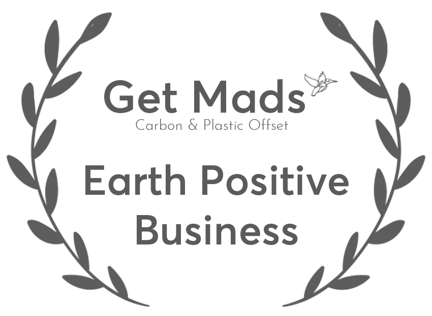 Tortuga Creative Studio Earth Positive Business on Get Mads