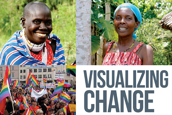 Guide to visualizing change