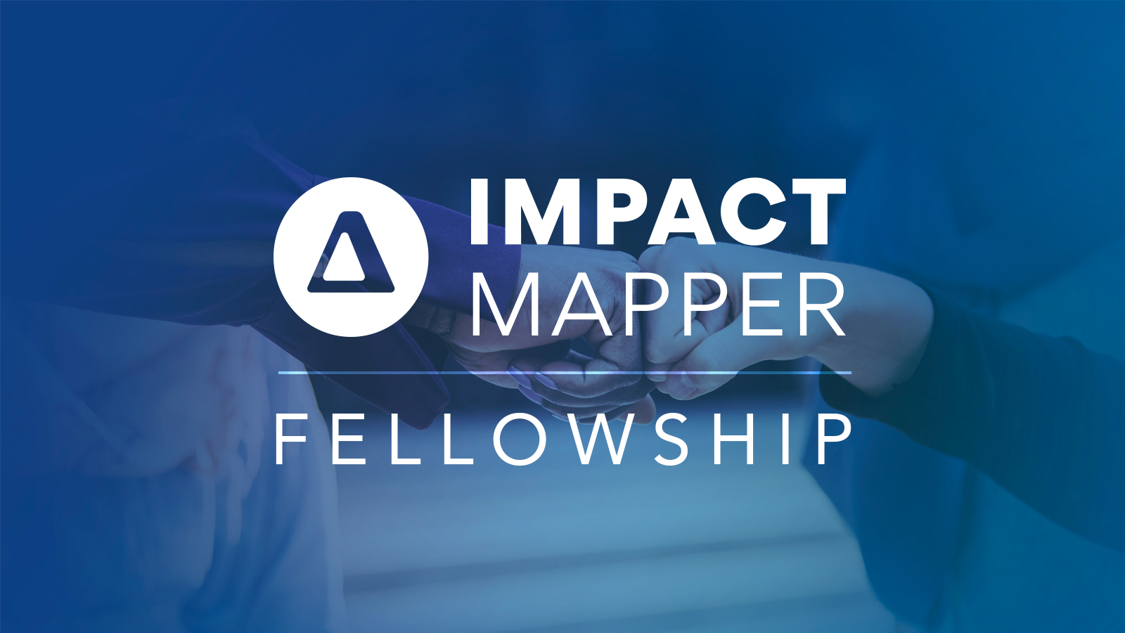 Improve your M&E efforts through the ImpactMapper Fellowship 2020!