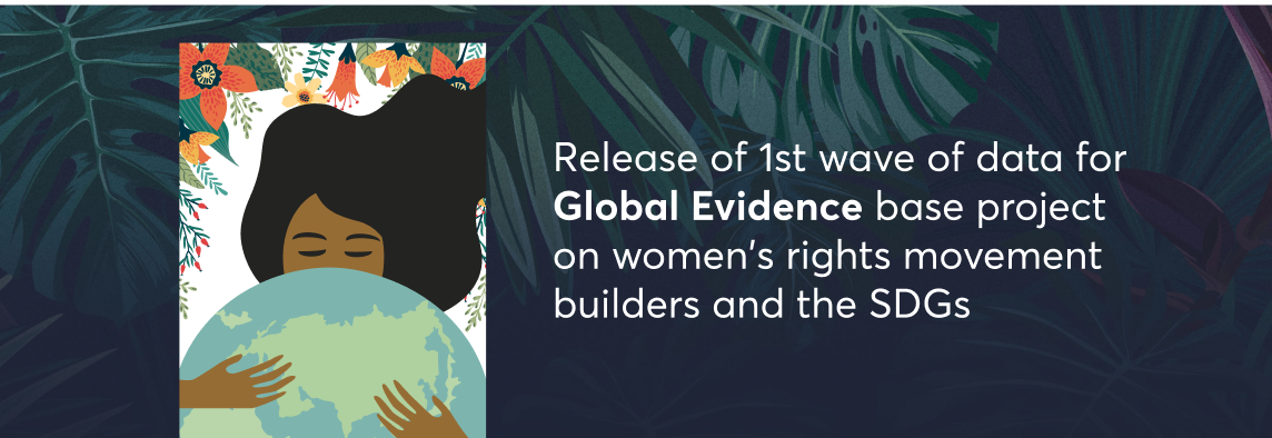 ImpactMapper launches the first wave of data on key wins of women's movement building organizations around the world and the SDGs