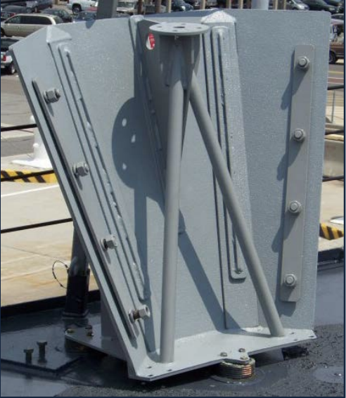 Ballistic Weapon Stand