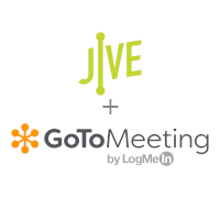 Jive + GoToMeeting