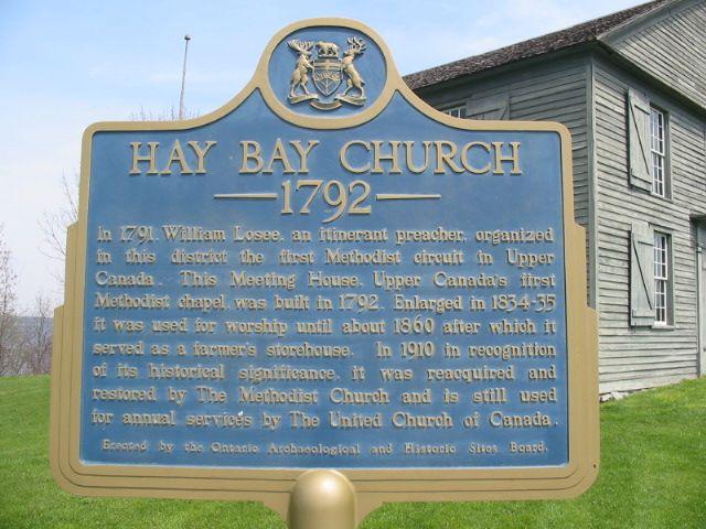 Old Hay Bay Church